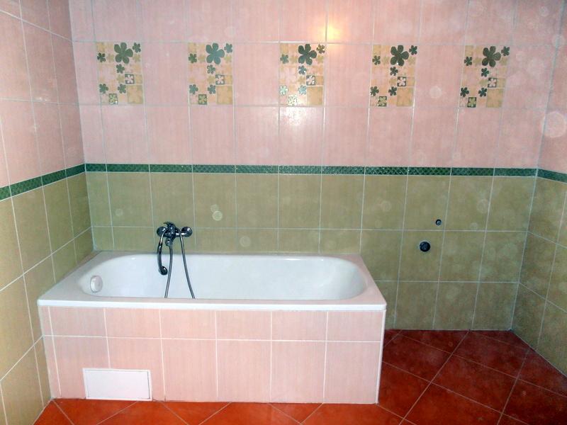 Koupelna, rekonstrukce bytového jádra